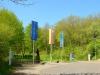Freilicht Museum - richting de ingang (mei 2016)