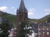 Bernkastel-Kues - St. Michael Kirche (juli 2006)