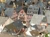 Bernkastel - uitzicht op Altstadt (mei 2015)