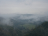 Burg Arras - mist na 10 minuten (okt 2012)