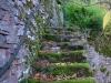 Burg Arras - weinig gebruikte trap (okt 2012)