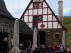 Burg Eltz - eten en drinken (okt 2012)