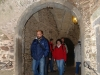 Burg Eltz - doorgang (okt 2012)