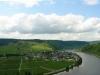 Burg Metternich – uitzicht Ellenz-Poltersdorf en Fankel (juli 2013)