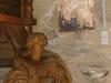 Thurant - madonna, beeld en wijwaterbakje (okt 2011)