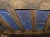 Thurant - plafond kapel (okt 2011)