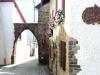 Burgort Kronenburg - smalle straatjes (sept 2004)