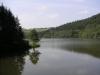 Burgort Kronenburg - andere kant stuw (sept 2004)