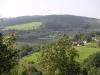 Burgruine Kronenburg - uitzicht (sept 2004)