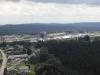 Burgruine Nürburg - uitzicht op de ring (aug 2004)