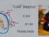 Collis Steilpfad - routes (juni 2015)