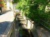 Collis Steilpfad - watervalwateraanvoer (juni 2015)