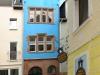 Collis Steilpfad - blauw huis (juni 2015)