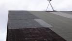 nieuw stuk dakbedekking (mrt 2019)