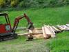 Fettsmühle - houtverwerking (mei 2019)