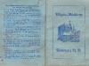 Pelgrimsboekje Banneux Notre-Dame (1954)