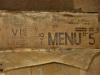 Wrigley Menu #5 1944-1945 (sep 2021)