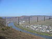 Hochmoselubergang - locatie na