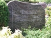 Het graf van Joseph Hammel en Angela Breitzel (2008)