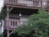 Kövenig - houten balkons (juli 2007)