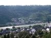 Kövenig - zicht vanaf Enkirch (juli 2007)