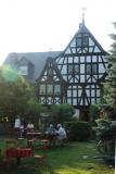 De tuin van het Dreigiebelhaus (2011)