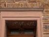 Robert Schuman-Strasse 204 opschrift boven de deur (sept 2011)