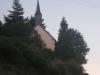 De weg naar de Bergkapelle (juli 2006)