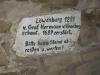 Burgruine Löwenburg - afbreekverbod (mei 2018)