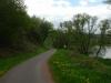 Pad Wolfer Berg-Kloster - toegangsweg (april 2012)