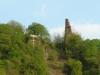 Pad Wolfer Berg-Kloster – het nieuwe uitkijkpunt dichterbij (april 2012)
