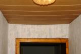 doorgezakt plafond in de gang (mei 2013)