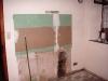 Ook het keukenblok moest weg (2009)