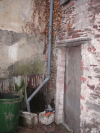 tijdelijke dakafvoer (2007)