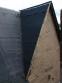 nieuwe dakbedekking (juli 2012)