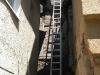weinig ruimte voor de ladder (juli 2010)