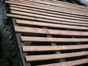 tijdelijk dak en trap (2009)