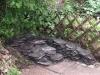 Dakbedekking van de varkensstal (2009)