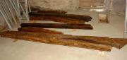 schoongemaakt hout (sept 2013)