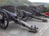 Reichenstein - kanonnen (okt 2017)