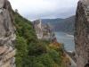 Rheinstein - zicht vanaf de wachttoren (okt 2017)