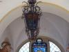 Rheinstein Museum - lamp in de hal (okt 2017)