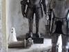 Rheinstein Museum - harnassen en spook (okt 2017)