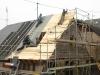 dakbedekking en laatste planken (nov 2012)