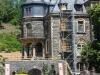 Schloss Lieser - de nieuwere ingang (2011)