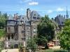 Schloss Lieser - de aanbouw uit 1895 (2011)