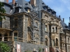 Schloss Lieser - de laatste steigeraan de voorkant (2011)