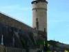 Torens Zell - de Runde Turm uit 1848 (juni 2015)