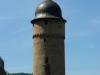 Torens Zell - herbouwde ronde toren (juni 2015)