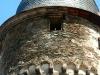 Torens Zell - details ronde toren (juni 2015)
